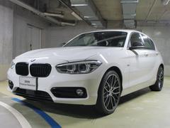 BMW118i スポーツ 純正19インチ カーボンミラー グリル