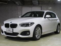 BMW118i Mスポーツ 当社デモカー バックカメラ ETC