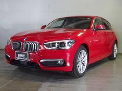 BMW118i ファッショニスタ ACC レザー シートヒーター