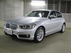 BMW118i スタイル 当社デモカー バックカメラ 新車保証