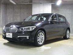 BMW118d スタイル タッチナビ・カメラ・前後PDC・衝突軽減