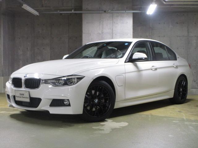 BMW 330e Mスポーツ 新品純正18インチ&タイヤ