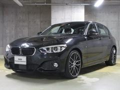 BMW118i Mスポーツ 登録済未使用車 19インチ キーレス