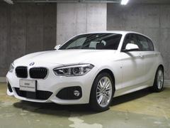 BMW118i Mスポーツ タッチナビ カメラ キーレス ACC