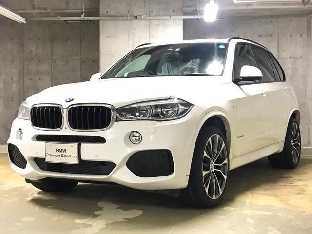 BMW xDrive 35d Mスポーツ 黒レザー 新品20インチ
