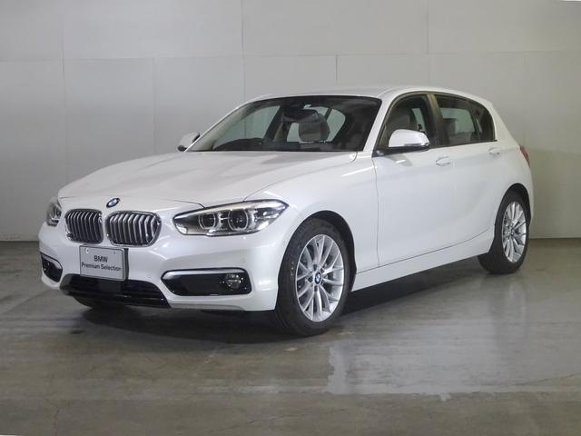 BMW 118dファッショニスタ タッチナビ レザー カメラ