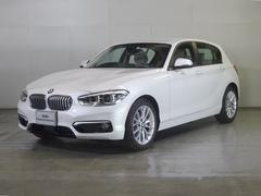 BMW118dファッショニスタ タッチナビ レザー カメラ