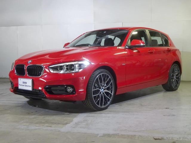 BMW 118d スポーツ登録済未使用車 タッチナビ カメラ ACC