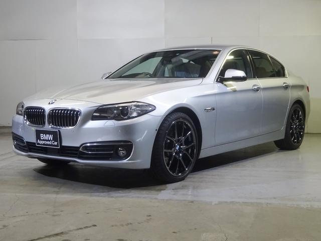 BMW 523d ラグジュアリー ブラックレザー新品ホイール&タイヤ