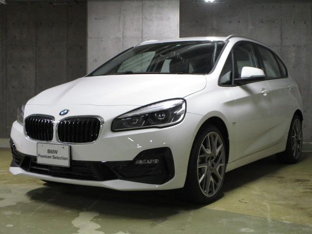 BMW 218dスポーツ・後期・コンフォート・電動ゲート・カメラ
