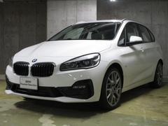 BMW218dスポーツ・後期・コンフォート・電動ゲート・カメラ