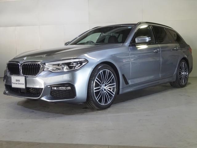 BMW 523dツーリング Mスポーツ ブラックレザー ヘッドアップ