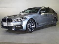 BMW523dツーリング Mスポーツ ブラックレザー ヘッドアップ