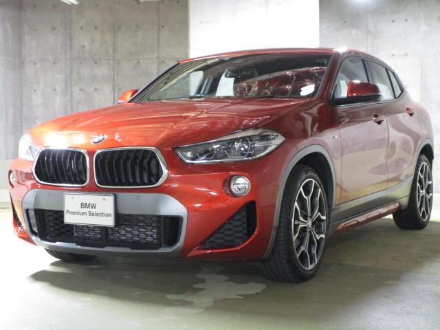 BMW sDrive 18i MスポーツX 電動シート コンフォート