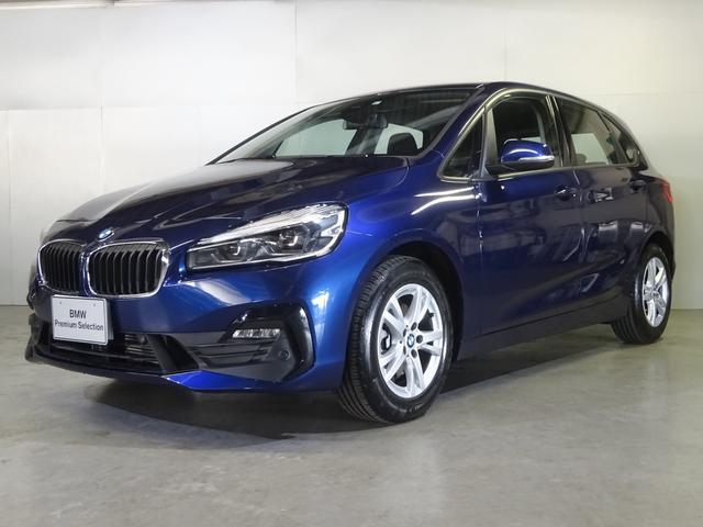 BMW 218dアクティブツアラー LCI ナビ カメラ ETC