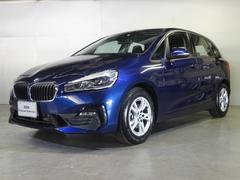 BMW218dアクティブツアラー LCI ナビ カメラ ETC