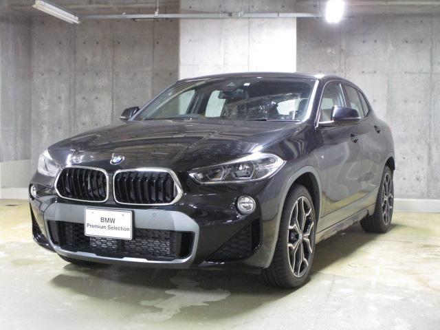BMW xDrive 20i MスポーツX ハイライン 黒革 ACC