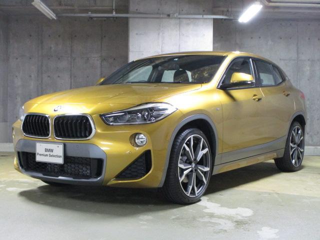 BMW sDrive 18i MスポーツX コンフォート 20インチ