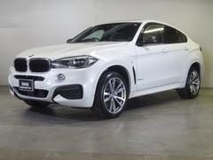 BMW X6xDrive 35i Mスポーツ黒革セレクトPKGサンルーフ