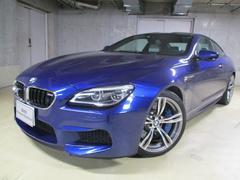 BMW M6左ハンドルLED20AW革当社デモカー新車保証