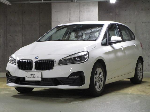 BMW 218dアクティブツアラー プラスパッケージ