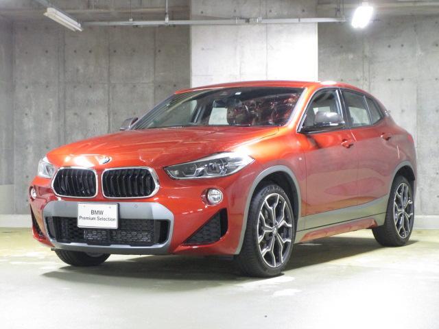 BMW sDrive 18i MスポーツX セレクトP 電動シート