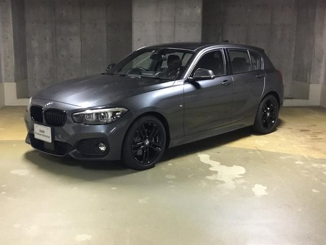 BMW 118i Mスポーツ エディションシャドー アップグレード