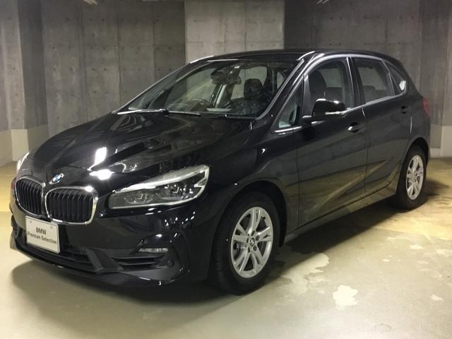 BMW 218iアクティブツアラー プラスパッケージ