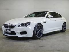 BMW M6グランクーペ 黒革 20インチAW