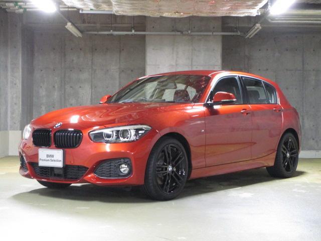 BMW 118d Mスポーツ エディションシャドー アップグレード