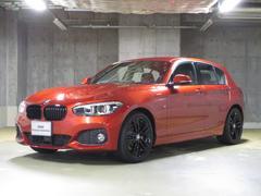 BMW118d Mスポーツ エディションシャドー アップグレード