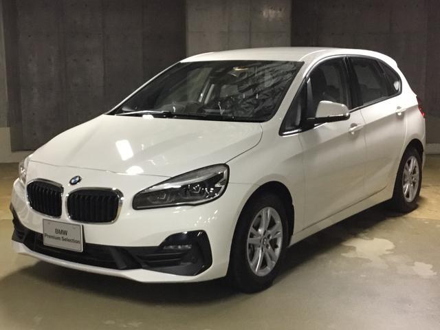 BMW 218dアクティブツアラー プラスPKG パーキングサポート