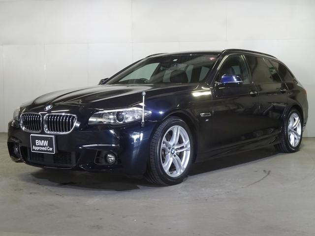 BMW 523dツーリング Mスポーツ ハイライン サンルーフ