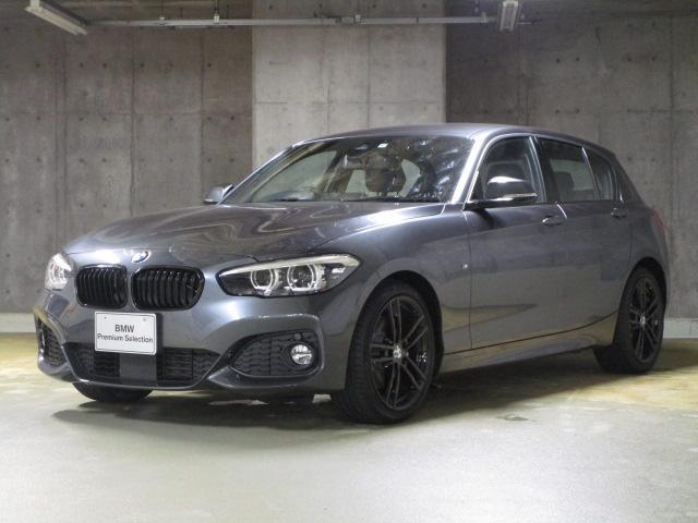 BMW 118d Mスポーツ エディションシャドー ACC
