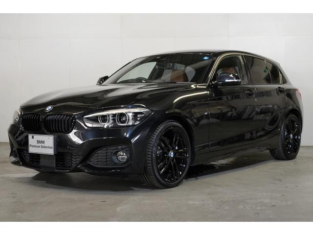 BMW 118i Mスポーツ エディションシャドー ACC