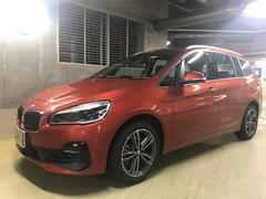 BMW218dグランツアラー スポーツ シートヒータ 電動トランク