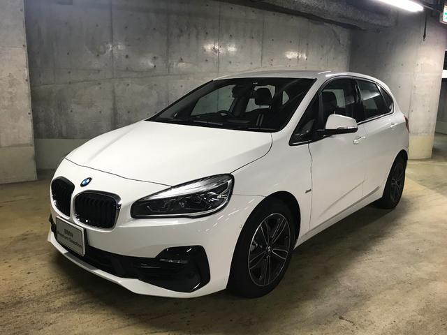 BMW 218iアクティブツアラー スポーツセーフティ コンフォート