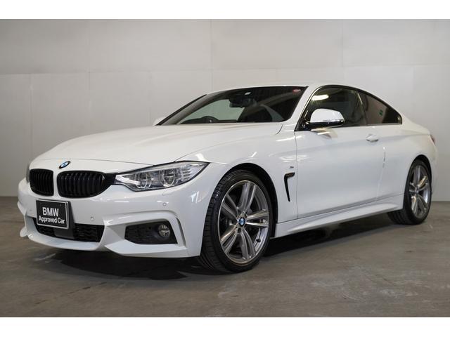 BMW 435iクーペ Mスポーツ アダプティブヘッドライト ACC