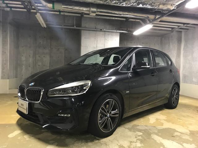 BMW 218dアクティブツアラー スポーツ ACC コンフォートP