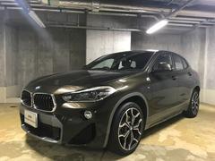 BMW X2xDrive 18d MスポーツX 電動シート