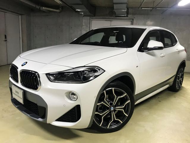 BMW xDrive 18d MスポーツXモカ革ハイラインデモ車