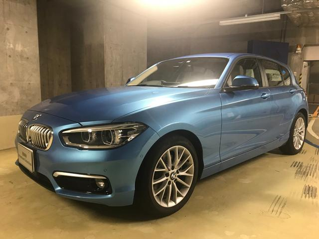 BMW 118d ファッショニスタ アップグレードパッケージ ACC