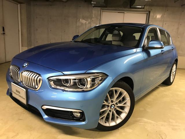 BMW 118d ファッショニスタ革PWシートACCUPグレードデモ
