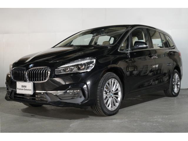 BMW 218d xDriveグランツアラー ラグジュアリー ACC