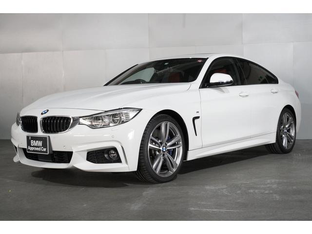 BMW 435iグランクーペ Mスポーツ サンルーフ ACC