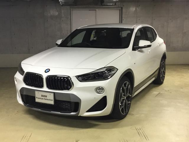 BMW sDrive 18i MスポーツX ACC ヘッドアップD