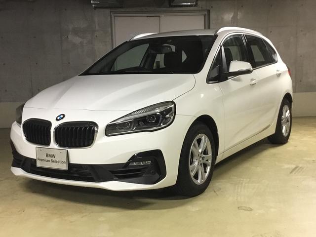 BMW 218iアクティブツアラー コンフォート パーキングサポート