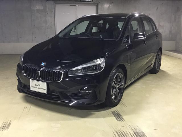 BMW 218dアクティブツアラー スポーツ セーフティーP