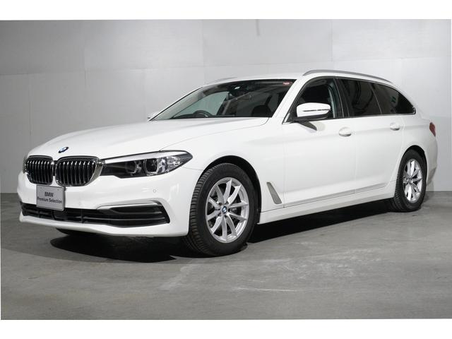 BMW 523iツーリング ACC