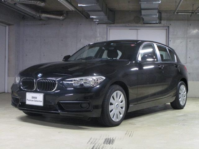BMW 118i パーキングサポート 弊社デモカー